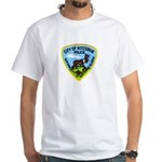 Kotzebue Alaska Police White T-Shirt