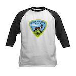 Kotzebue Alaska Police Kids Baseball Jersey