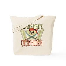 Captain Hudson Tote Bag