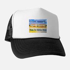 Baby Jesus Trucker Hat