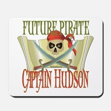 Captain Hudson Mousepad