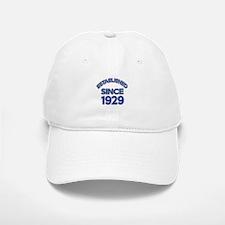 Established Since 1929 Baseball Baseball Cap