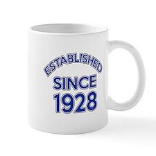 Established Since 1928 Mug