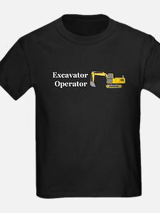 Excavator Operator T