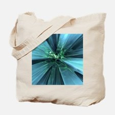 Cool Neon fractal Tote Bag