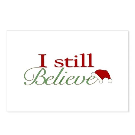 I Still Believe (Santa Claus) Postcards (Package o
