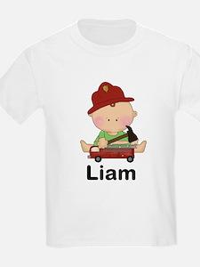 Laim's Little Firefighter T-Shirt