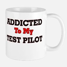 Addicted to my Test Pilot Mugs