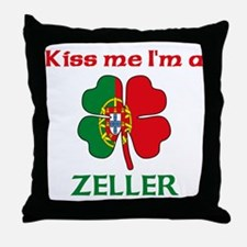 Zeller Family Throw Pillow