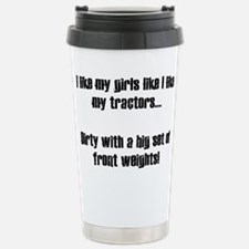 Farmers girl Travel Mug