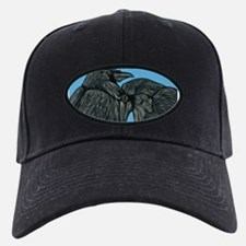 Raven Love Baseball Hat