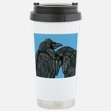 Raven Love Travel Mug