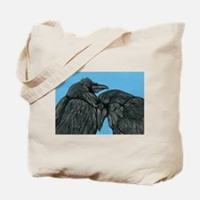 Raven Love Tote Bag