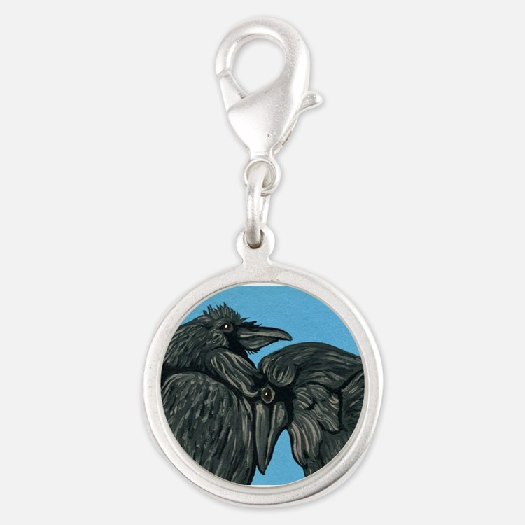 Raven Love Charms