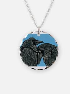 Raven Love Necklace