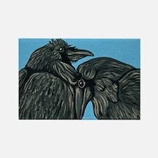Raven Love Magnets
