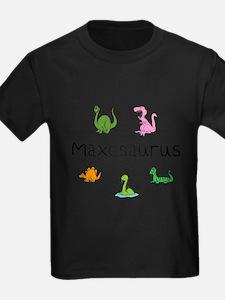 Maxosaurus T-Shirt