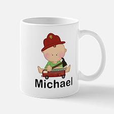 Michael's Little Firefighter Mug