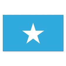 Somalia Rectangle Decal