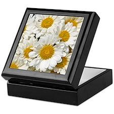 Daisy Mums Keepsake Box
