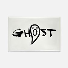 Ghost Rectangle Magnet