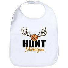 Hunt Michigan Bib