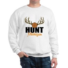 Hunt Michigan Sweatshirt