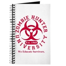 A Zombie Hunter University Journal