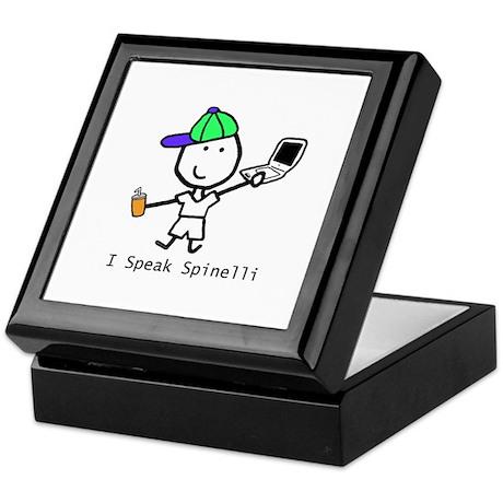 Geek - Spinelli Keepsake Box