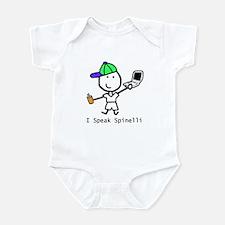 Geek - Spinelli Infant Bodysuit