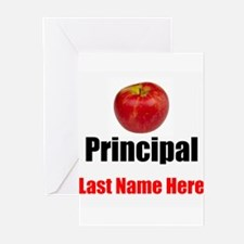 Principal Greeting Cards
