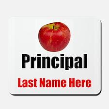 Principal Mousepad