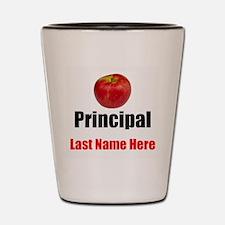 Principal Shot Glass