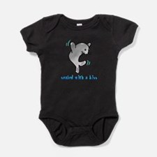 Cool Girlfriend boyfriend Baby Bodysuit