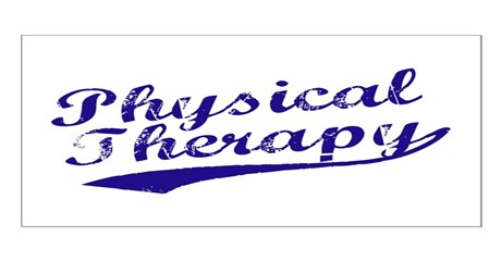 Physical Therapy Small Poster