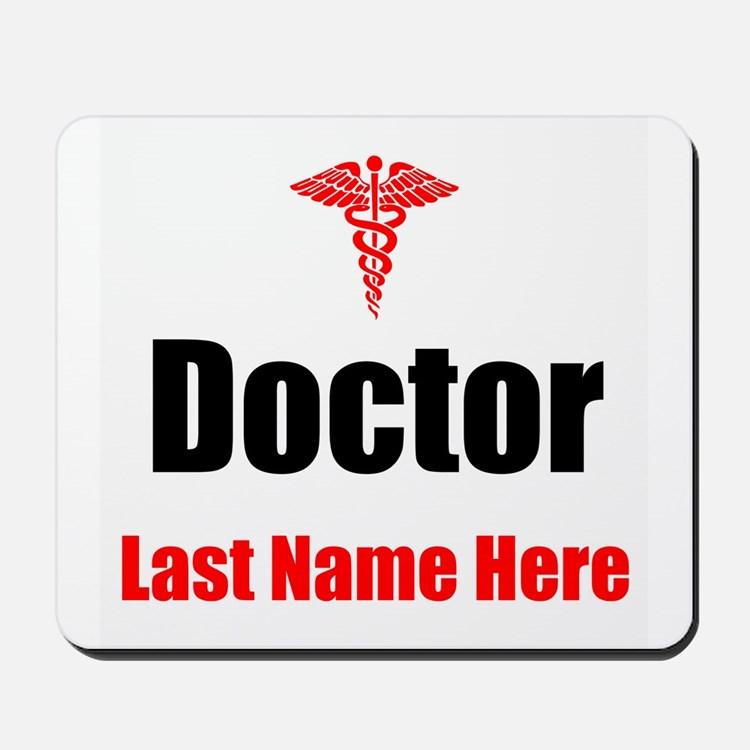 Doctor Mousepad