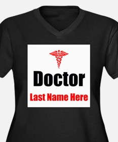 Doctor Plus Size T-Shirt