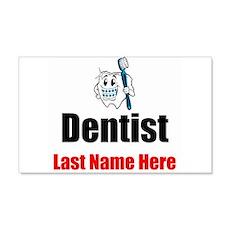 Dentist Wall Decal