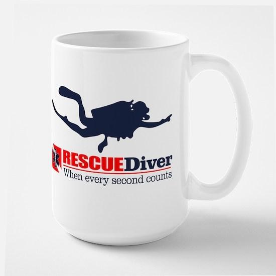 RESCUEDiver Mugs