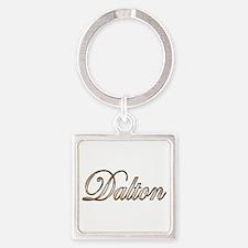 Cute Dalton Square Keychain