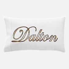 Gold Dalton Pillow Case