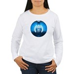Cosmic Spiral 31 Women's Long Sleeve T-Shirt