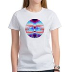 Cosmic Spiral 48 Women's T-Shirt
