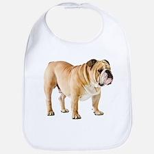 English Bulldog Bib