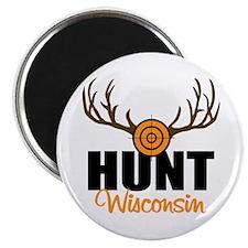 Hunt Wyoming Magnet