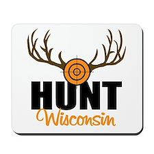 Hunt Wyoming Mousepad