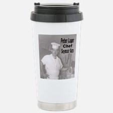 Chef Seymour Karp Stainless Steel Travel Mug