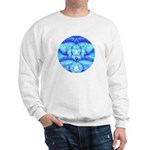 Cosmic Spiral 66 Sweatshirt