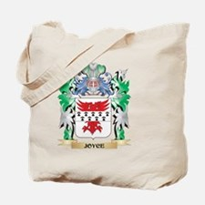 Joyce Coat of Arms - Family Crest Tote Bag