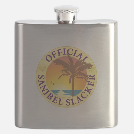 Sanibel Slacker - Flask
